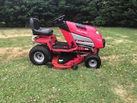 NOW SOLD Countax C800H Ride On Mower