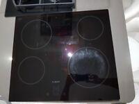 BOSCH Electric Ceramic Hob - Black (under warranty!)