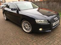 Audi A5 2.0 TFSI Sport 2dr p/x considered 19 Alloys with new tyres 2008 (58 reg), Coupe