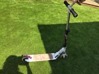 Decathlon scooter fold down