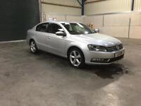 2011 61 Reg vw Passat se bluetech 2.0tdi dsg 1 owner guaranteed cheapest in country