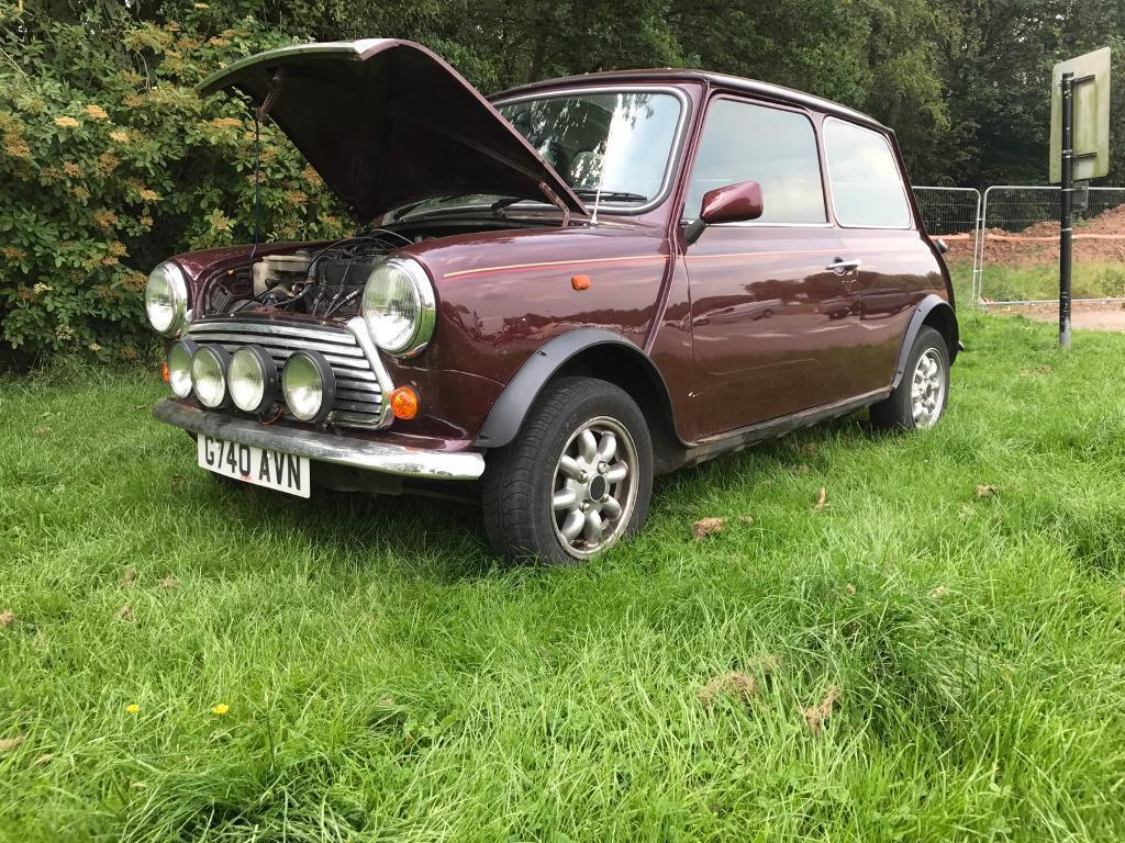 Limited Edition Mini 30 with 12 months mot and Free Delivery