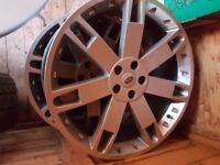 22 inch wheels alloys