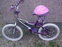 Girls magna bike