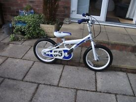 CHILDS BIKE in EXCELLENT CONDITION.HAS BEEN LOOKED AFTER
