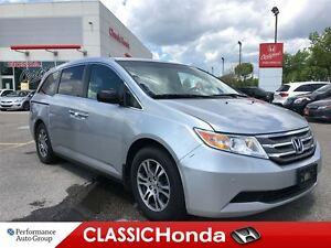 2012 Honda Odyssey EX-L | DVD | LEATHER | SUNROOF | REAR CAM |