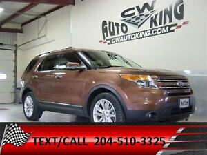 2011 Ford Explorer Limited / 6 Passanger / All Wheel / Leather /