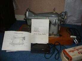 Farina sewing machine very old but working.