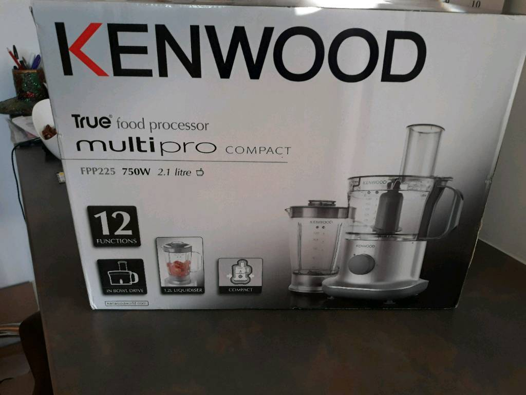 Kenwood food processor fpp225 multipro in norwich norfolk gumtree kenwood food processor fpp225 multipro forumfinder Choice Image