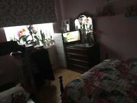 3 bedroom flat in south London for 1/2 bedroom place with own garden outside london