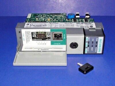 Allen Bradley 1747-l551 Series C Slc 500 Slc 505 Processor Controller Frn 9