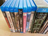Blu ray dvd collection/bundle ALL in great condition- offers