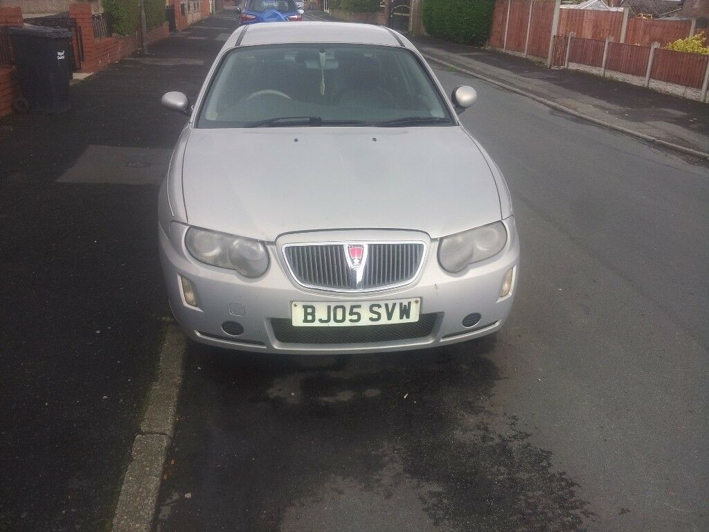 SWAP / SELL DIESEL ROVER 75 cdti 2005 GOLD MOT FEB TAXED