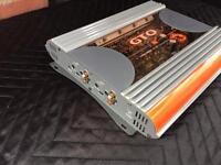 JBL GTO 600w four channels car amplifier amp