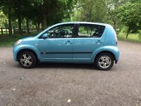 Daihatsu Sirion 1.3 SE, 5 door, 12 months MOT, service history, Lovely car, drives perfect. bargain