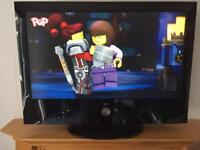 """40"""" LG HD LCD Tv With USB Multi Media Player HD Freeview 4 Hdmi's Remote And Wall Bracket"""