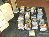 £3000 worth of CD's for £40 - very wide variety of music