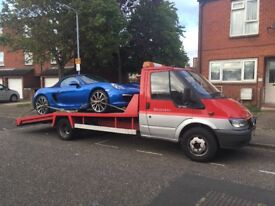 CAR BIKE BREAKDOWN RECOVERY TRANSPORT TOW TRUCK SERVICES ACCIDENT JUMP STARTS FLAT TYRE AUCTION A4