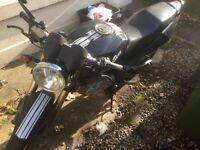 125cc Motorbike - Quick Sale Needed