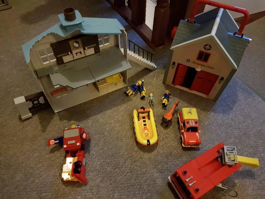 Fireman Sam Set