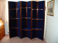 Sectional display unit 3m x 3m suit exhibition or permanent position