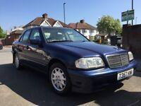 Mercedes C200 2.0 1999 **SOLD**