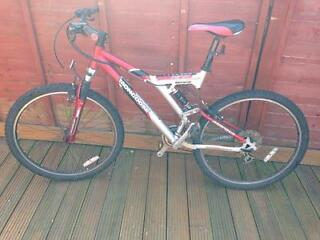 Mongoose bike for sale