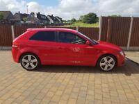 Audi A3 2.0L Quattro