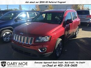 2015 Jeep Compass Limited **Leather**