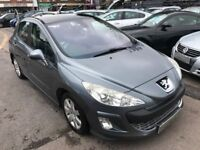 2007/57 PEUGEOT 308 1.6 VTi SE 5DR GOOD SPEC, AND ECONOMY LOOKS AND DRIVES WELL