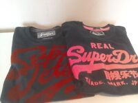 2 Superdry T-Shirts