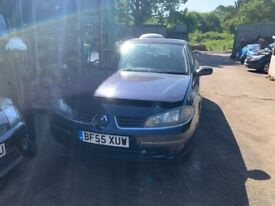 2005 Renault Laguna Extreme 5dr 2.0 Petrol Blue BREAKING FOR SPARES