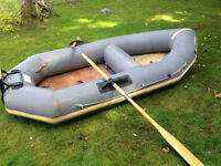 Avon Redcrest Inflatable Dinghy