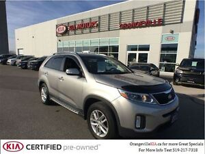 2015 Kia Sorento LX AWD *CPO* 1-Owner Trade