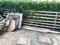 Timber for free (Lakenheath)