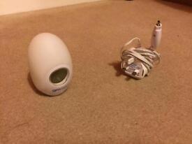 Gro Egg baby room thermometer & night light