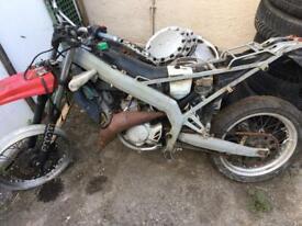 Motorbike spares or repairs
