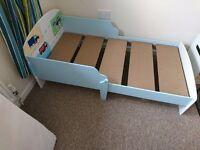 Boys toddler bedroom set