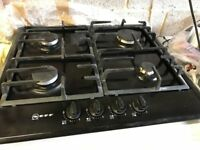 NEFF gas hob, 2 years old