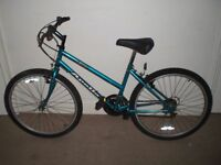"Ladies/Womens Apollo Fever (16"" frame) Mountain Bike (will deliver)"