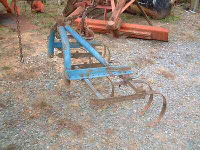 Heavy Duty Large 7 Spring Plow 3 Point 5 Ft.