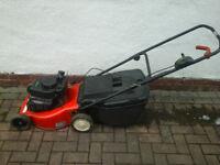 Homelite Petrol lawnmower 17 inch blade ......SERVICED