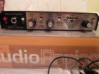 Studio Projects VTB-1 mono valve preamp