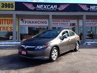 2012 Honda Civic LX AUT0 A/C CRUISE ONLY 58K City of Toronto Toronto (GTA) Preview
