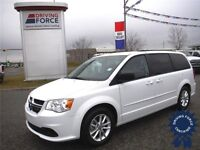 2014 Dodge Grand Caravan SXT Plus Stow & Go-DVD-Backup Camera