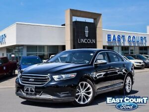 2017 Ford Taurus Limited, NAV, Back Up Camera, Moon Roof, Leathe