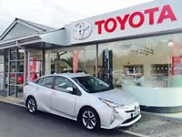 **LATEST 2016 MODEL** TOYOTA PRIUS 1.8 ICON PLUS + SERVICE JUST COMPLETED BY TOYOTA + 1 OWNER + MINT