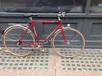 Vintage Peugeot French Road Racing Touring Bike - immaculate condition