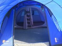 HiGear Rock 5 camping tent