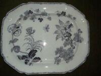 Antique Meat Platter
